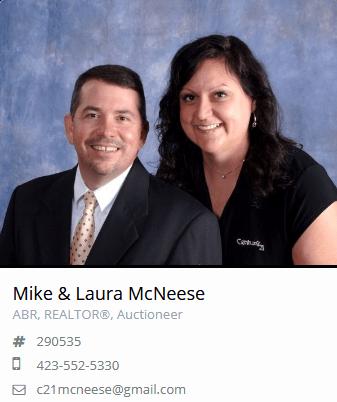 Mike & Laura McNeese Century 21