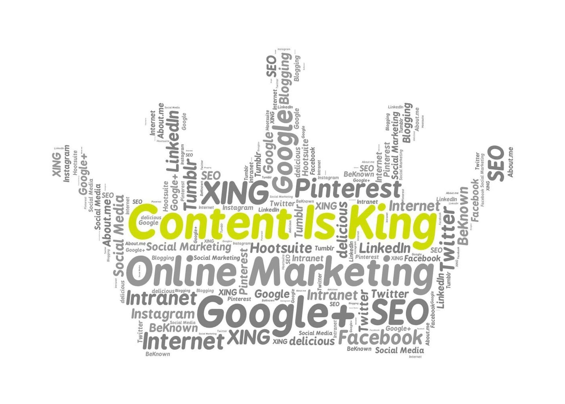 Critical Reasons Why Small Business Should Use Content Marketing