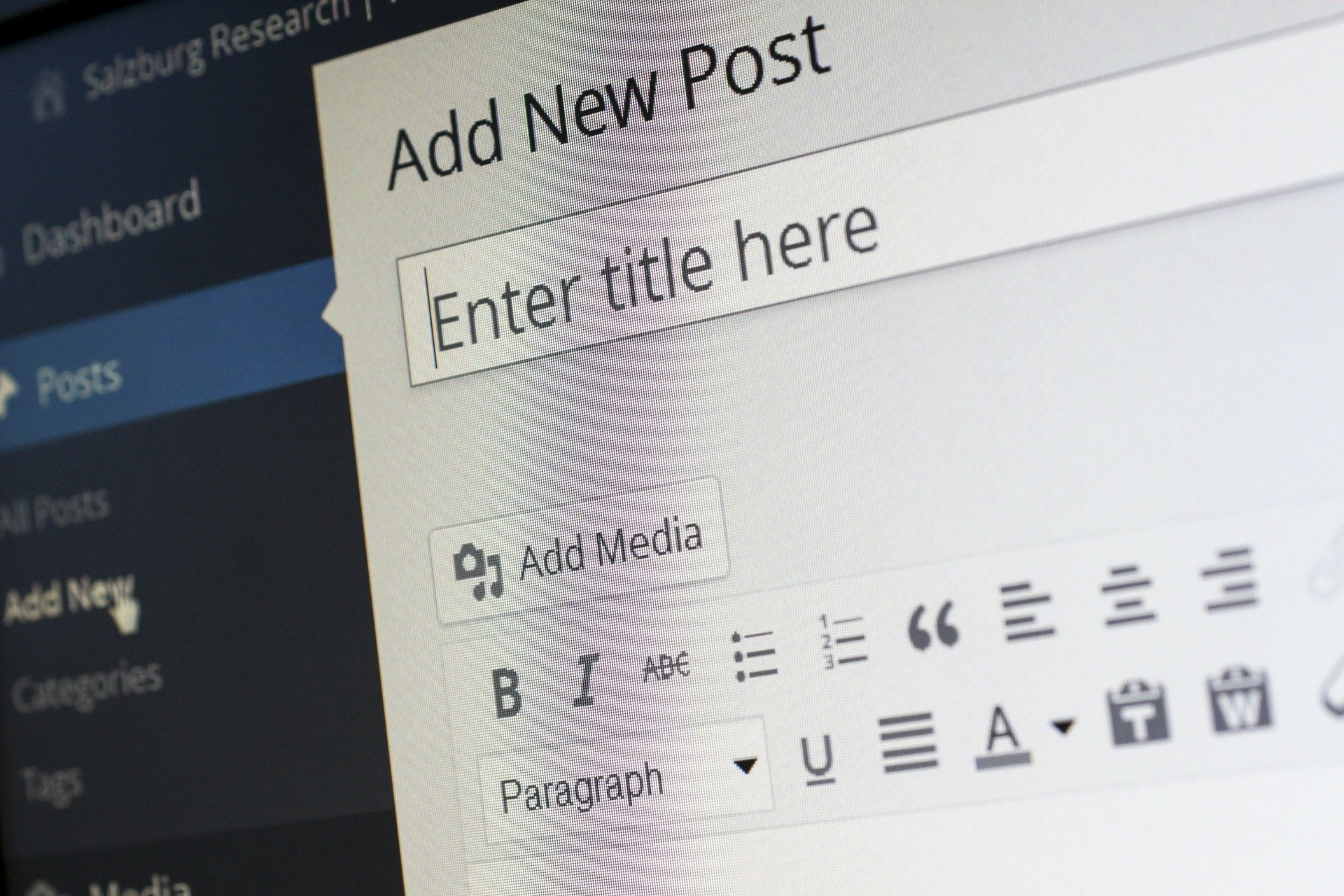 Easy Guide to Start A Blog in 2020