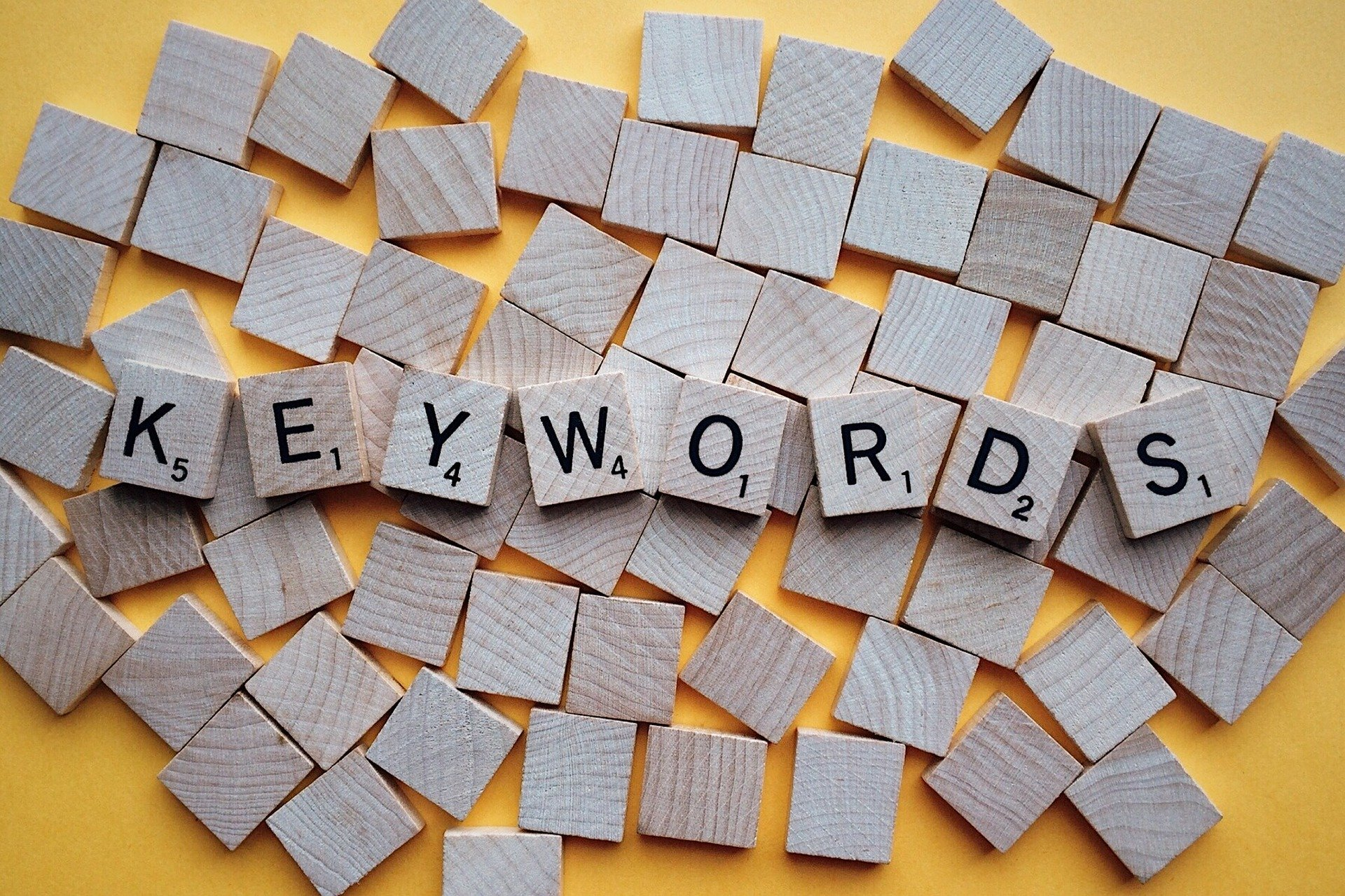 keyword placement in articles