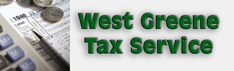 Endless Revenue Marketing Clients West Greene Tax Service
